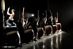 三曹青50周年記念 三曹空寂 第二部和太鼓演奏