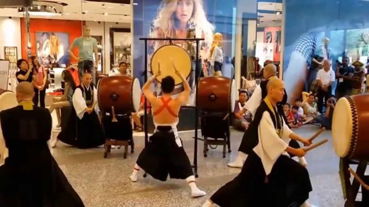 マレーシア公演「Japan Kusu Wadaiko Drum Performance 」