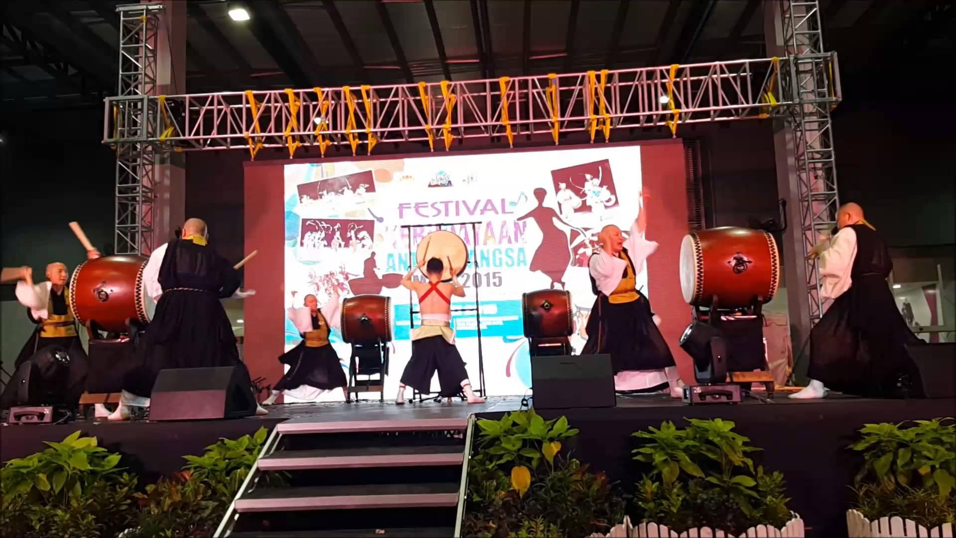 マレーシア公演「International Performing Art Festival 1」