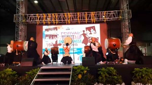 マレーシア公演「International Performing Art Festival 2」