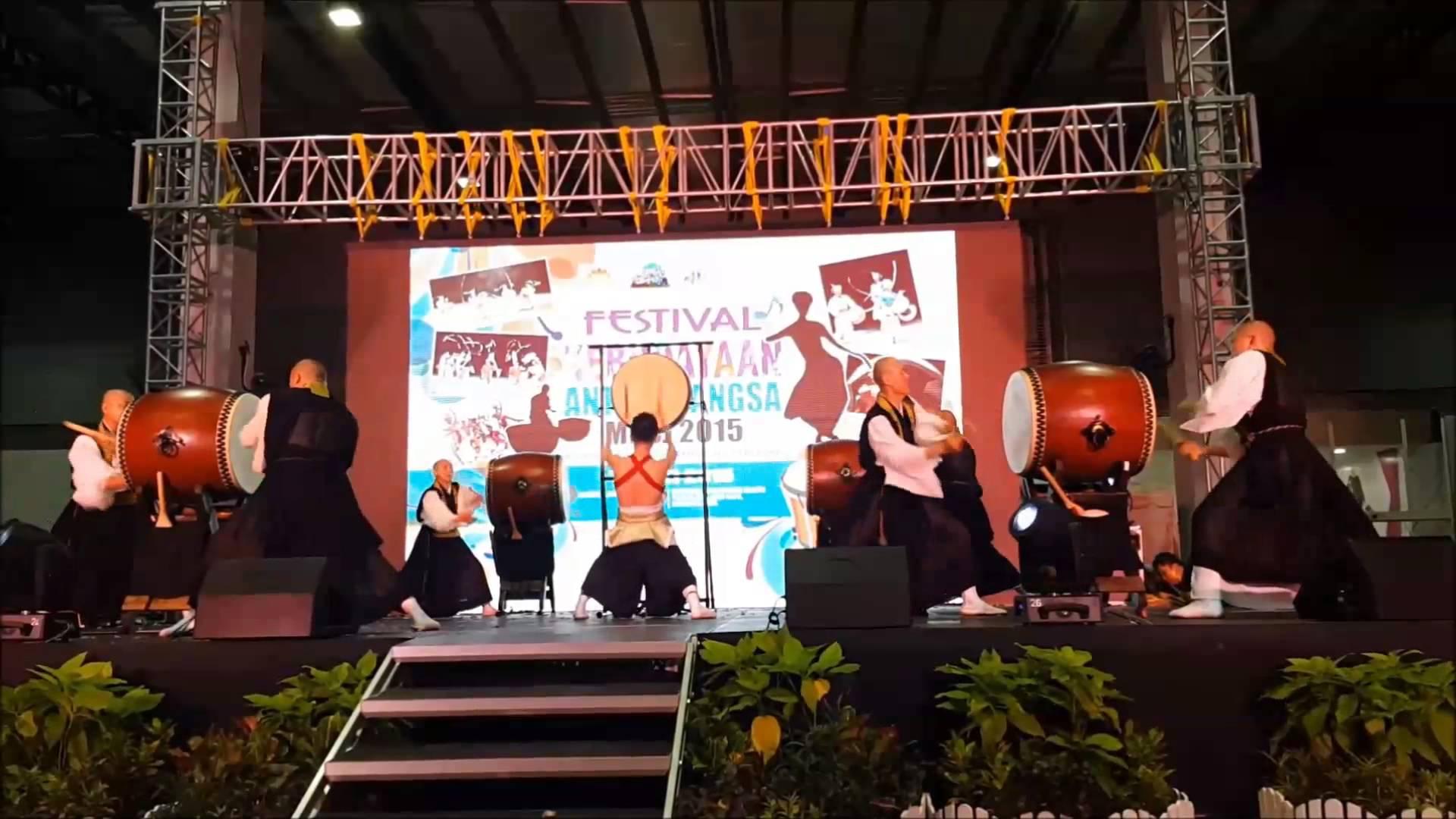 マレーシア公演「International Performing Art Festival 2」